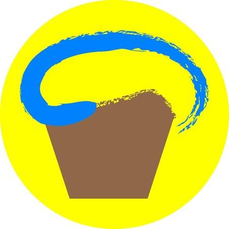 Mountain Cupcakes