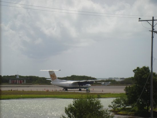 Posada La Cigala: Aeroporto