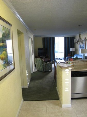 Blue Tree Resort at Lake Buena Vista: Hall Suite