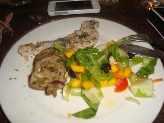 Posada La Cigala: Jantar La Cigala
