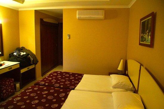 Belek Beach Resort Hotel: hotel room
