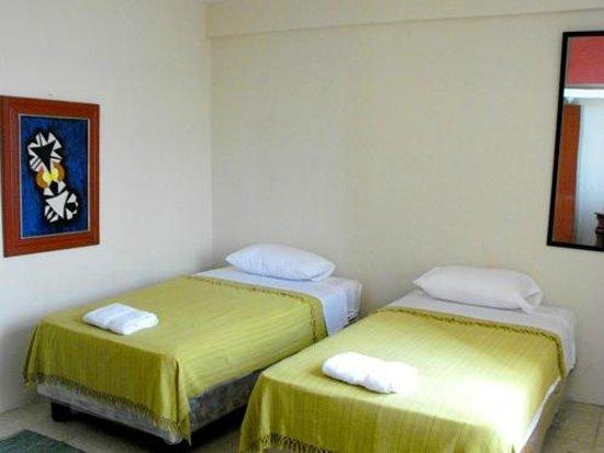 Hostal Guayaquil: Habitación Doble