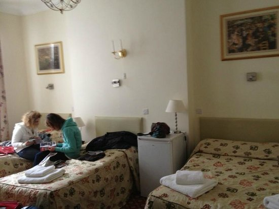 Grantly Hotel: Camera
