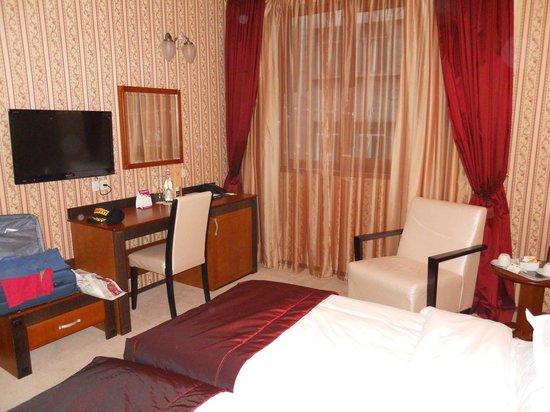 BEST WESTERN PLUS Bristol Hotel: Room facilities