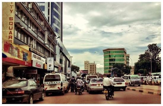 Sheraton Kampala Hotel: Kampala