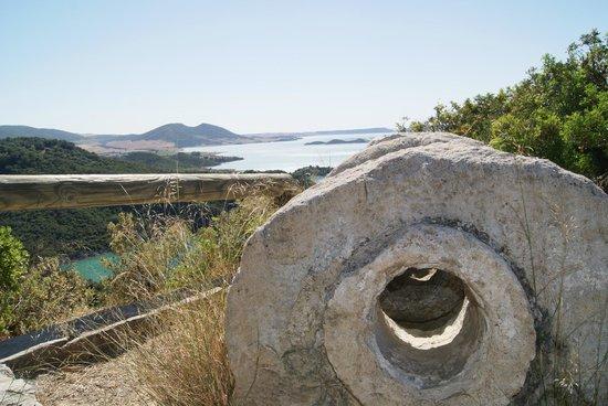 Complejo Turistico Tajo del Aguila: Vistas del Guadalcacín