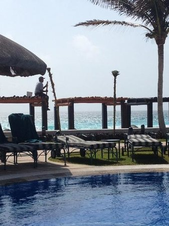 JW Marriott Cancun Resort & Spa: horrible