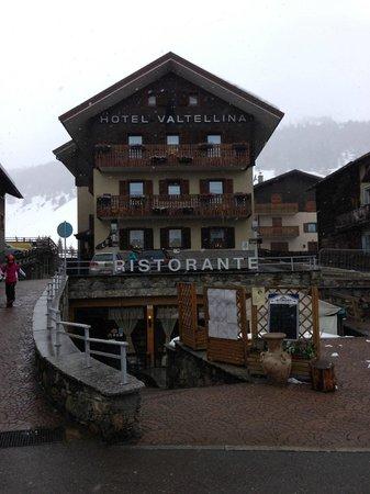 Hotel Valtellina: Hotel med Ristorante Valtellina