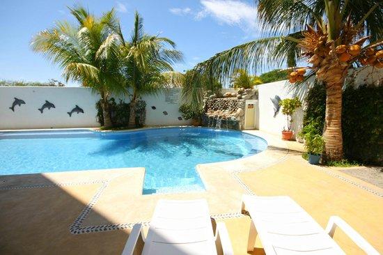 Hotel Bahia Huatulco : Alberca del Hotel