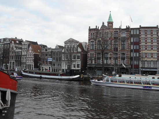 The Amstel: Rondvaart over de Amstel .