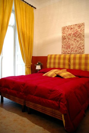 Reginella Residence : Camera matrimoniale standard