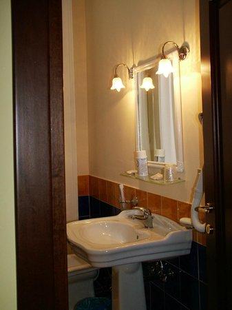 Reginella Residence : Particolare bagno