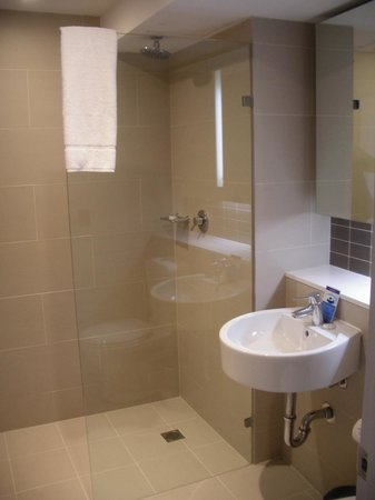 North Sydney Harbourview Hotel: The bathroom