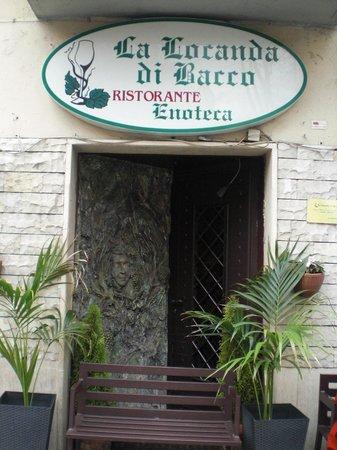 Monterotondo, Ιταλία: La Locanda di Bacco