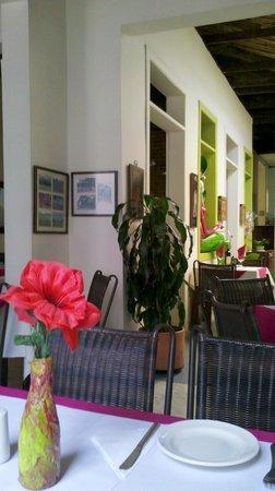 Ringlete: Interior del restaurante