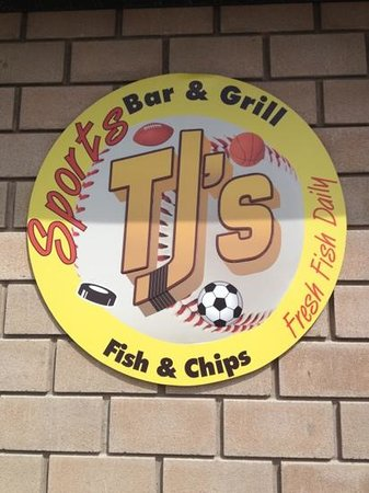 Tj's Sports Bar and Grill
