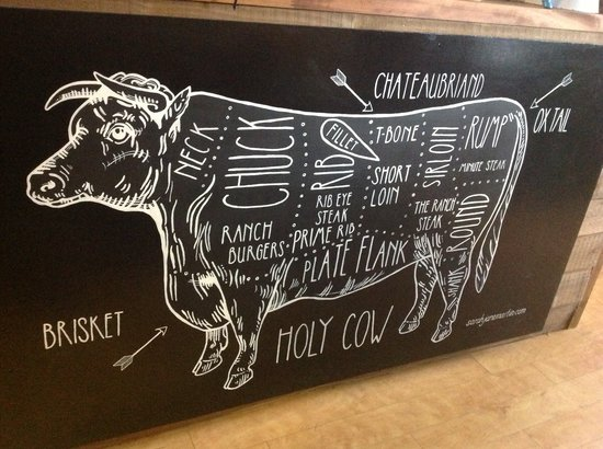 The Ranch Steakhouse & Grill: Holy Cow!