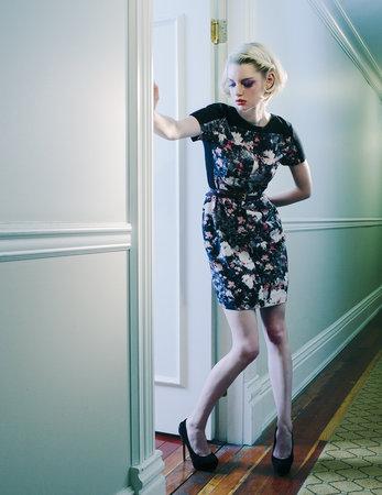 Victorian Hotel: Contemporary fashion in a Victorian setting
