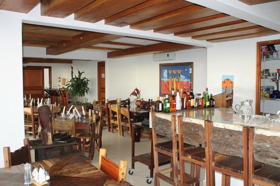 Hotel Manga Rosa: restaurant