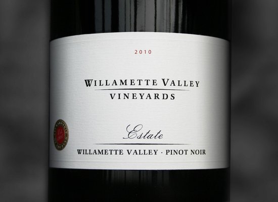 Turner, OR: 2010 Estate Pinot Noir