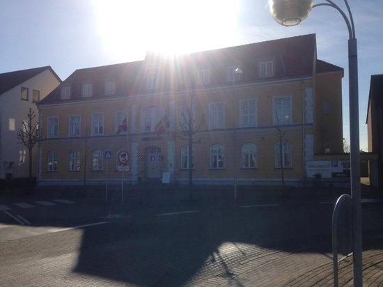 Vamdrup, Dinamarca: Front