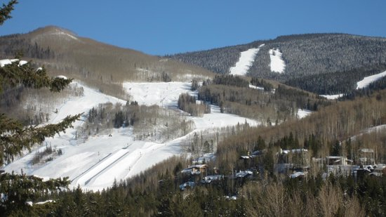 Vantage Point: View toward chair 10