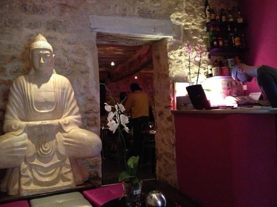 L'Ô Pure Thai Style : petit bar
