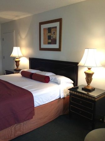 Super Value Inn: King Room
