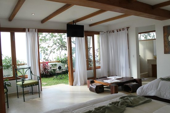 Hotel Manga Rosa: terrace room