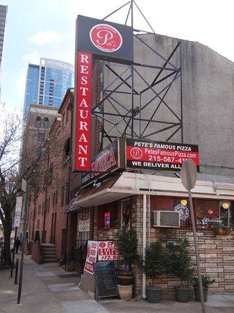 Pete's Famous Pizza Restaurant