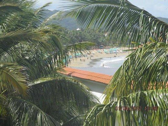 Hotel Alegria : Un autres vue de la mer