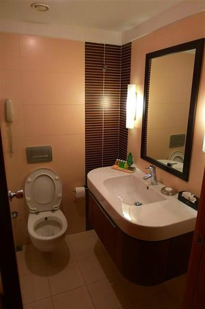 Cinar Hotel: bathroom