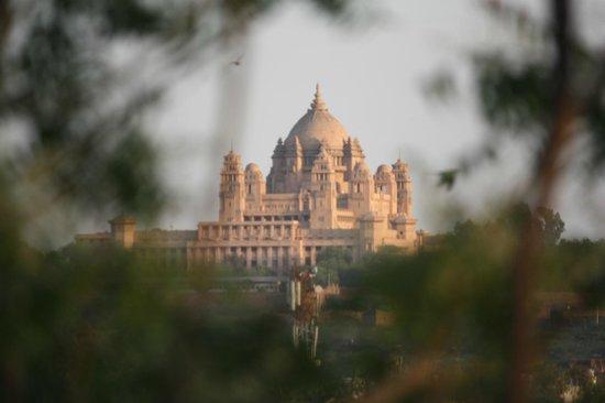 Mapple Abhay Jodhpur: palais du maharadjah