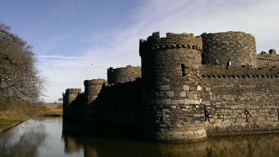 Bishopsgate House Hotel & Restaurant: Beaumaris Castle