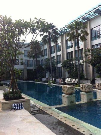 Aryaduta Medan: Swimming Pool