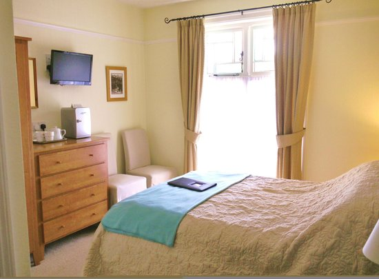 Gable Lodge Guest House: Room 6 with 1st floor balcony