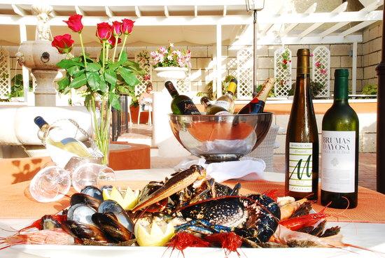 Restaurante Manantial de la Caleta
