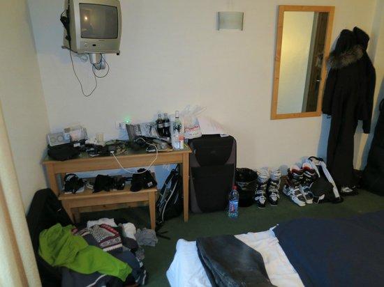 Langley Hotel La Forêt : Room