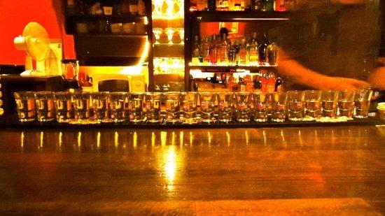 Entropy Bar: Beer Marathon at the Entropy Beeralympics
