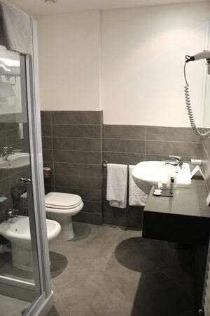 Hotel Expo Verona : bathroom