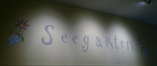 Hotel Seegarten: Lobby