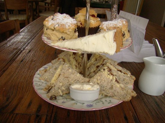 Thornham Coach House: Afternoon Tea
