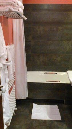 Hotel Le 123 Elysées - Astotel: salle de bain