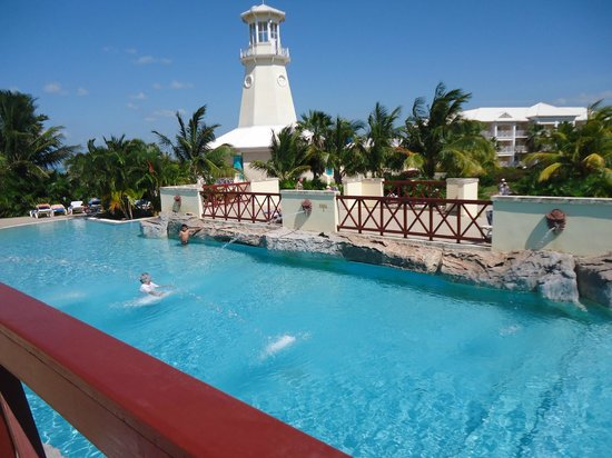 Blau Marina Varadero Resort Pool By Lighthouse