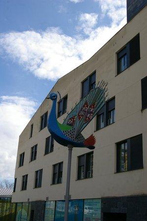 Ovida Aparthotel: Fachada Principal