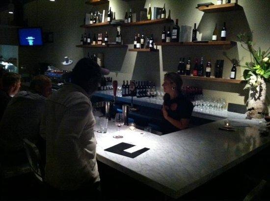 San Anselmo, CA: Bryana - Our Fabulous Bar Tender