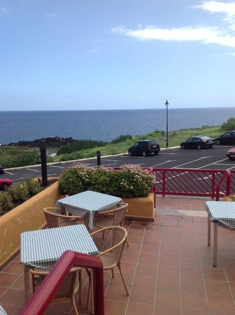 La Caleta : View