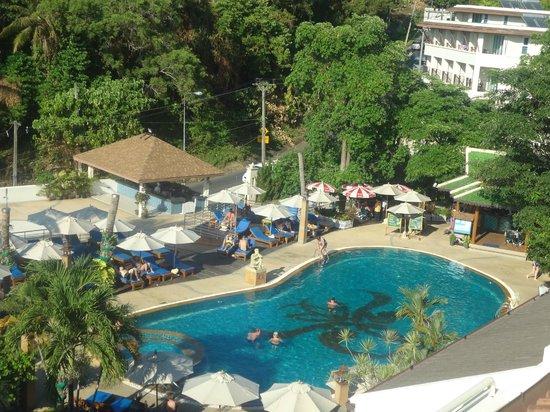 Orchidacea Resort: Dejligt poolområde