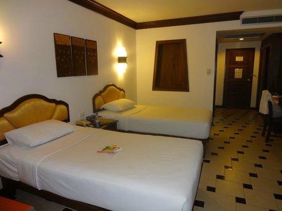 Orchidacea Resort: Store flotte værelser