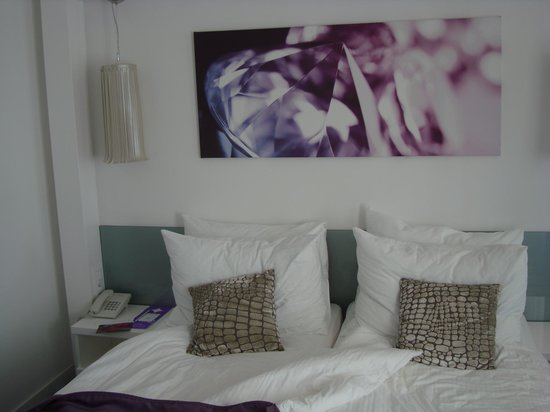 Hotel Luxe: zimmer
